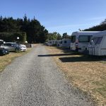 The sites at Leithfield Beach Holiday Park  - Canterbury over Labour Weekend 2020
